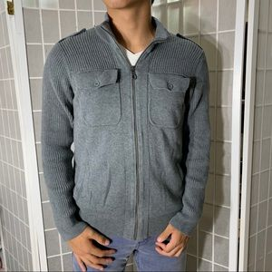 Express Grey Sweater Size S